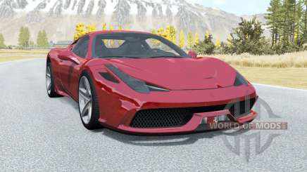 Ferrari 458 Speciale pour BeamNG Drive