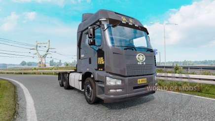 FAW Jiefang J6P pour Euro Truck Simulator 2
