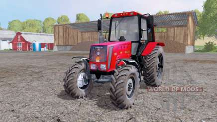 Belarus 826 SAREx für Farming Simulator 2015