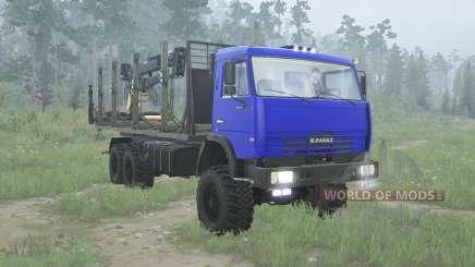 KamAZ 65115 pour MudRunner