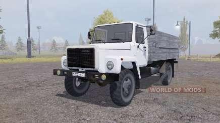 GAZ 3308 v2.0 für Farming Simulator 2013