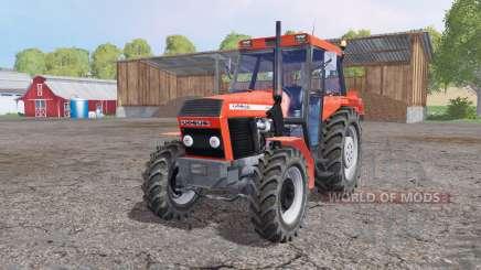 URSUS 1014 front loader für Farming Simulator 2015