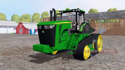 John Deere 9560RT weight pour Farming Simulator 2015