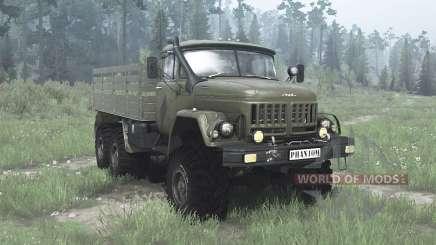 ZIL 131 Phantom für MudRunner