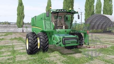 John Deere S690 pour Farming Simulator 2017