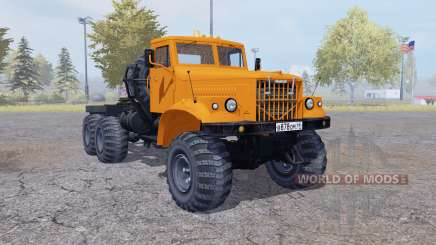 KrAZ 258Б v2.0 pour Farming Simulator 2013