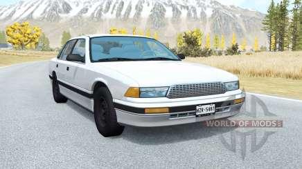 Gavril Grand Marshall V6 road cruiser v1.5 für BeamNG Drive