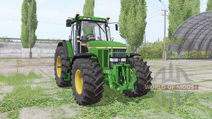 John Deere 7810 washable für Farming Simulator 2017