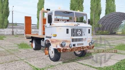 IFA W50 L Abschlepper pour Farming Simulator 2017