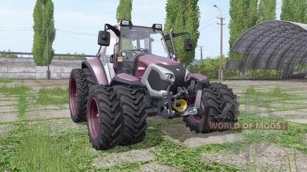 Lindner Lintrac 90 double wheels für Farming Simulator 2017