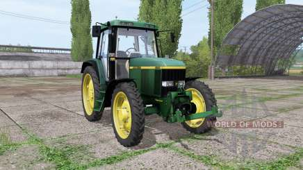 John Deere 6810 narrow tires für Farming Simulator 2017