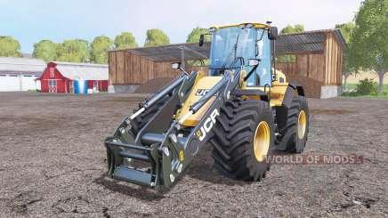 JCB 435S Agri Edition pour Farming Simulator 2015