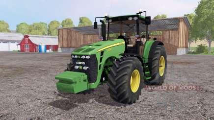 John Deere 8330 weight pour Farming Simulator 2015