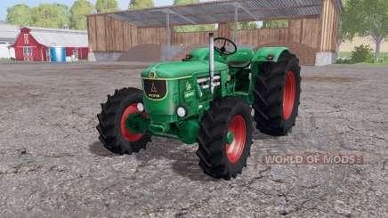 Deutz D80 für Farming Simulator 2015