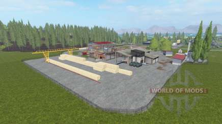 Irgendwo in Thuringen v2.0.0.2 pour Farming Simulator 2017