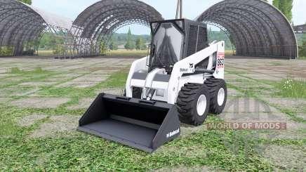 Bobcat 863 Turbo v1.1 für Farming Simulator 2017