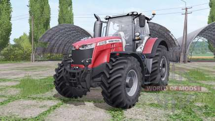 Massey Ferguson 8740 S Michelin v2.0 pour Farming Simulator 2017