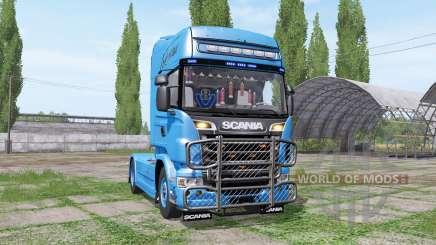 Scania R730 Topline 2010 v1.0.0.1 pour Farming Simulator 2017