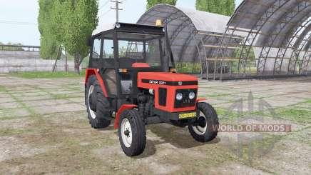 Zetor 6211 pour Farming Simulator 2017