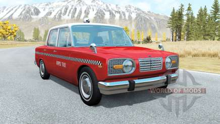 Ibishu Miramar Taxi v1.021 für BeamNG Drive
