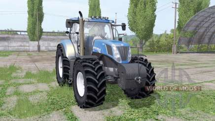 New Holland T7.250 pour Farming Simulator 2017