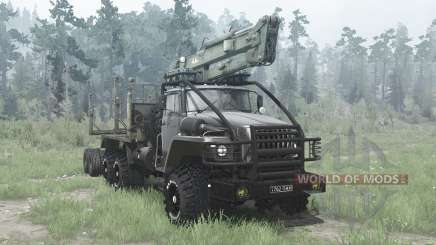 Ural 43204-31 für MudRunner