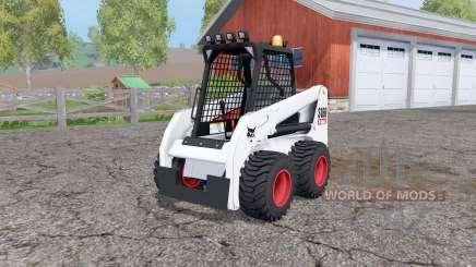 Bobcat S160 v1.2 pour Farming Simulator 2015