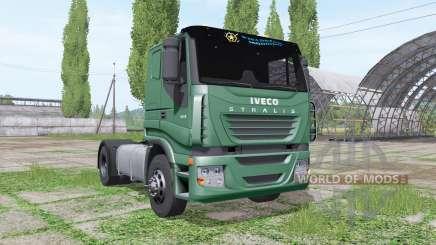 Iveco Stralis Low Cab v1.3 pour Farming Simulator 2017