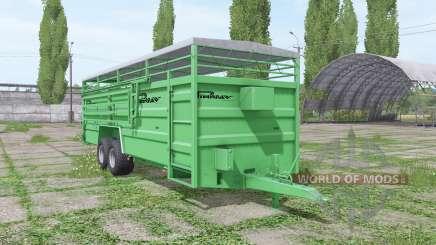Pirnay V14H v1.1.1 für Farming Simulator 2017