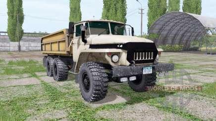 Ural 5557 1983 für Farming Simulator 2017