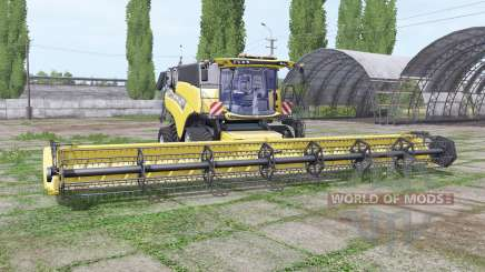 New Holland CR10.90 update pour Farming Simulator 2017