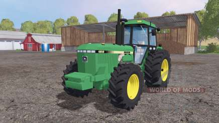 John Deere 4850 weight für Farming Simulator 2015