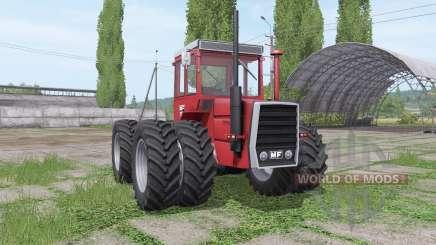 Massey Ferguson 1200 twin wheels für Farming Simulator 2017