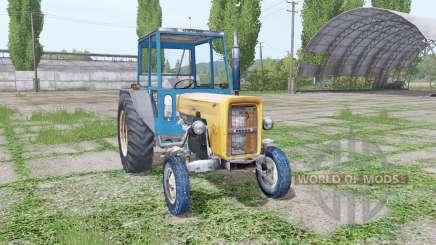 URSUS C-360 movable levers für Farming Simulator 2017