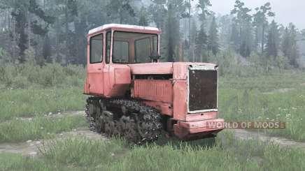 DT-75 pour MudRunner