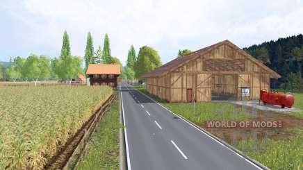 Manningheim v0.9 pour Farming Simulator 2015