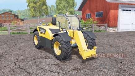 JCB 536-70 full washable pour Farming Simulator 2015