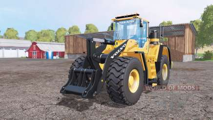 Volvo L180F v6.1 pour Farming Simulator 2015
