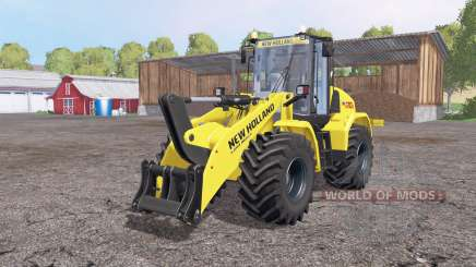 New Holland W170C v1.1 pour Farming Simulator 2015