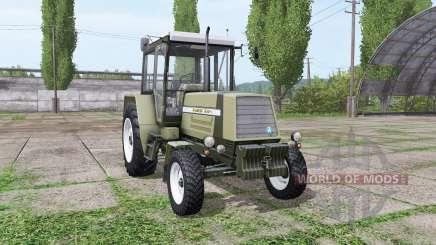 Fortschritt Zt 320-A v1.1 pour Farming Simulator 2017