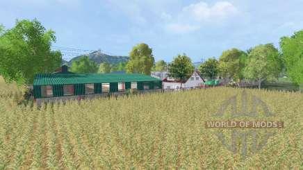 Fort Collins pour Farming Simulator 2015