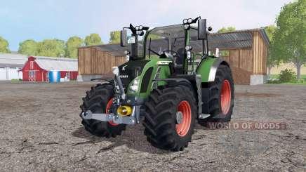 Fendt 724 Vario SCR 4x4 für Farming Simulator 2015