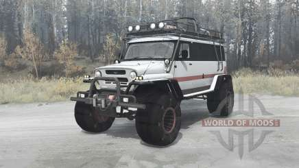 UAZ Ours pour MudRunner