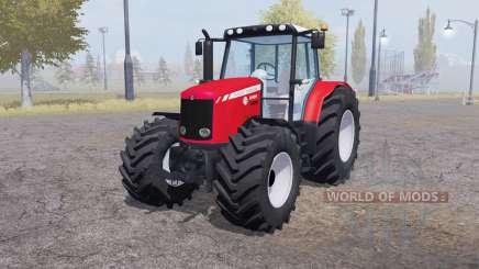 Massey Ferguson 6465 Dyna-6 pour Farming Simulator 2013