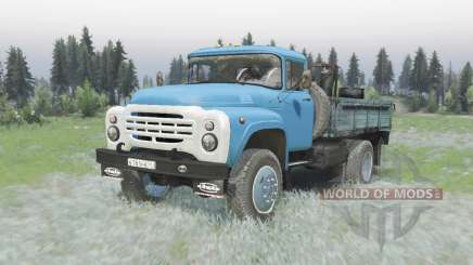 ZIL 130 4x4 v3.0 pour Spin Tires