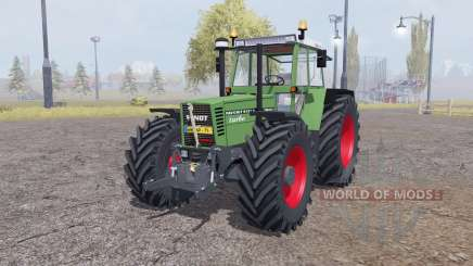 Fendt Favorit 615 LSA Turbomatik pour Farming Simulator 2013