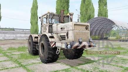 Kirovets K-701 vieux pour Farming Simulator 2017