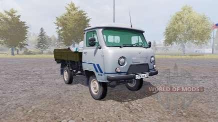 UAZ 33036 v2.0 pour Farming Simulator 2013
