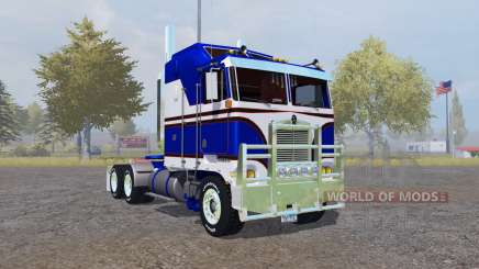 Kenworth K100 6x6 pour Farming Simulator 2013