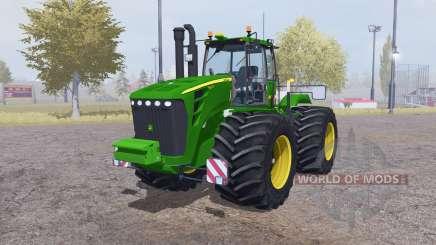 John Deere 9630 terrabereifung pour Farming Simulator 2013